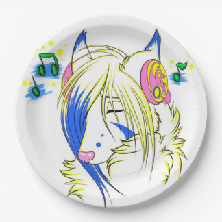 Music Lovers Plates