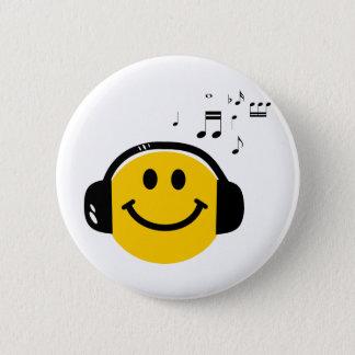 Music loving button