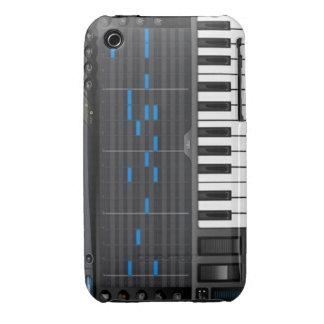 Music Machine iPhone 3 Case Mate