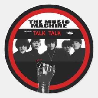 Music Machine: Turn On Stickers