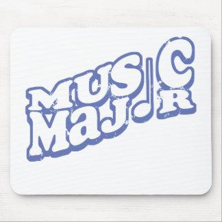 Music  Major Blue Mouse Pad