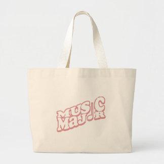 Music Major Pink - Customized Bag