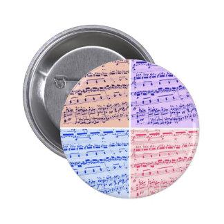 Music Major/Student/Teacher Pin