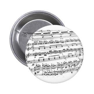Music Major/Student/Teacher Buttons