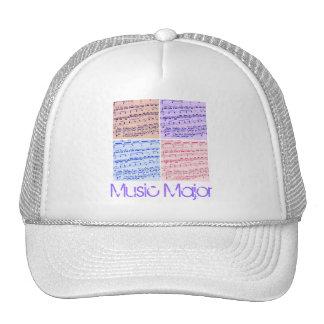 Music Major/Student/Teacher Trucker Hat