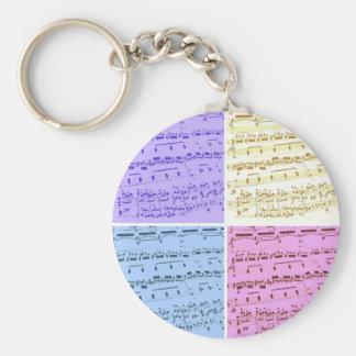 Music Major/Student/Teacher Key Chain