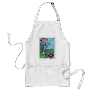 Music Maker by Piliero Adult Apron