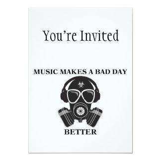 Music Makes My Day Card
