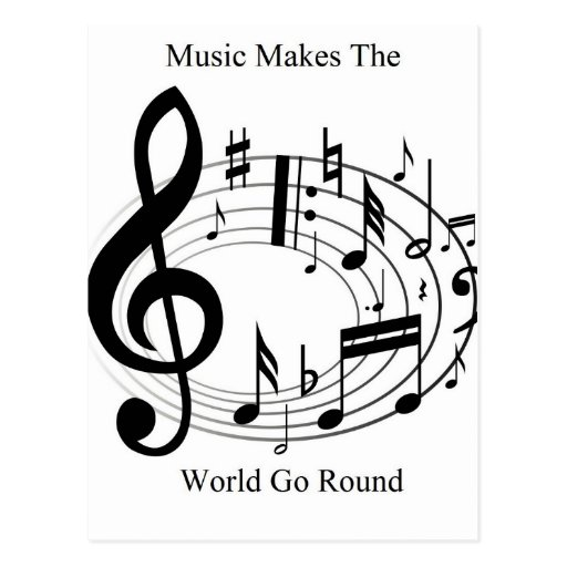 Music makes the world go round essay