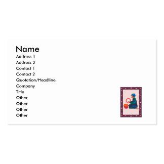 Music man business card