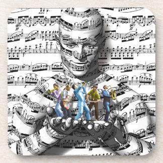 Music Man Coasters