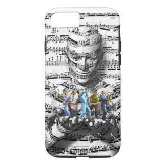 Music Man iPhone 8/7 Case