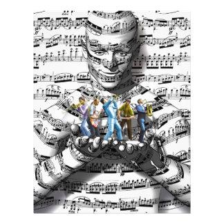 Music Man Letterhead