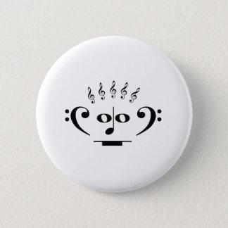 Music Man Pinback Button