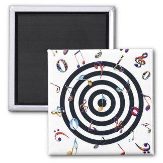 Music Mania - Magnet