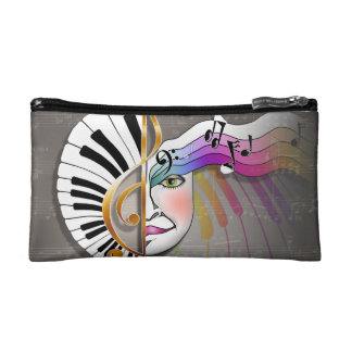 MUSIC MASK Accessory - Clutch - Cosmetic BAG
