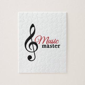Music Master Puzzles