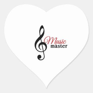 Music Master Stickers