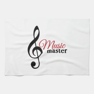 Music Master Towels