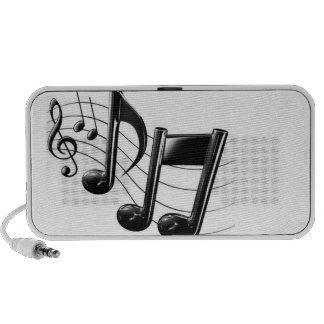 Music Mate Travelling Speakers