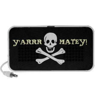 Music Mateys! iPhone Speakers