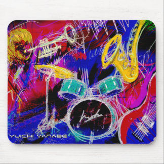 Music Medley Mouse Pad