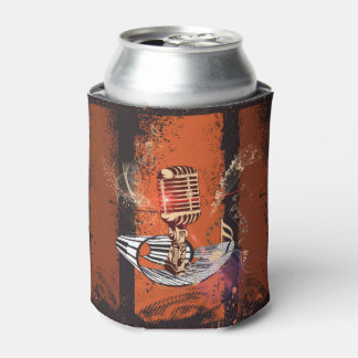 Music, Microphone Can Cooler