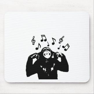 music monkeymonkey mouse mats