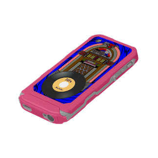 music monogrammed waterproof case for iPhone SE/5/5s