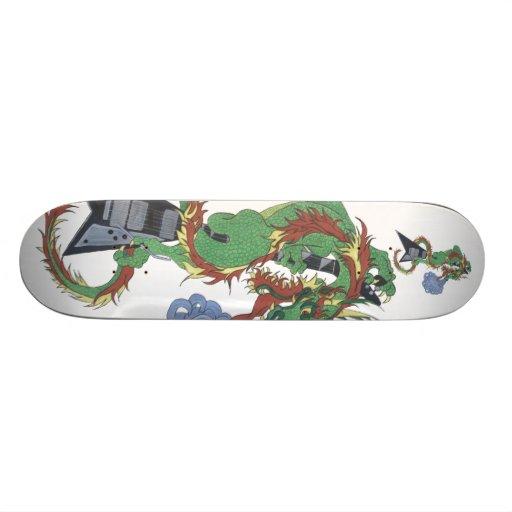 Music Monster Skateboards