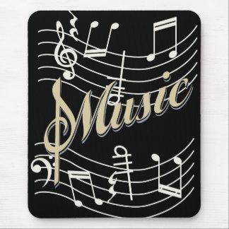 Music Mousepad Mouse Pad