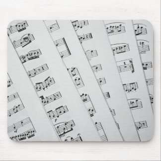 Music mousepad