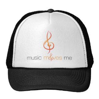 Music Moves Me™ Trucker Cap Trucker Hat