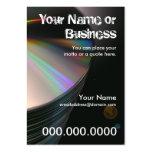 Music Movie Business Card