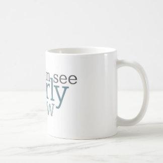 Music Mug | I Can See Clearly Now