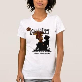 Music, Music, Music T-shirt