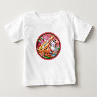Music/Música Baby T-Shirt