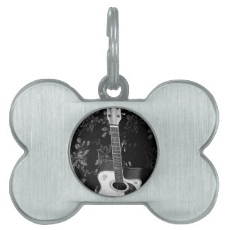 Music My Bloods Pet Name Tags