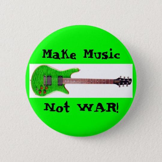 music not war Button