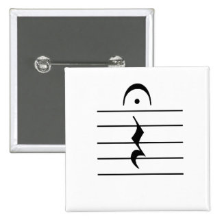 Music Notation Rest Blank Button