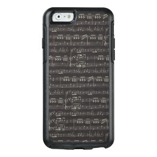 Music Note Iphone 6/6s Otterbox Case