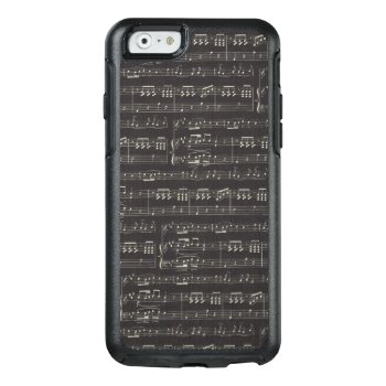 Music Note Iphone 6/6s Otterbox Case by The_Music_Shop at Zazzle