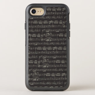Music Note Iphone 6/6s Otterbox OtterBox Symmetry iPhone 7 Case
