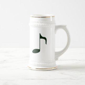 music note coffee mugs