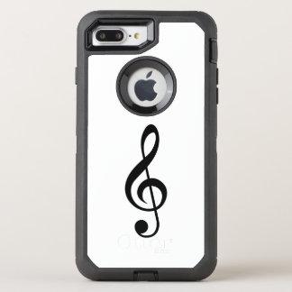 Music Note OtterBox iPhone 7 Plus Defender Case