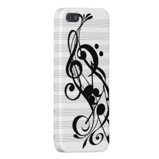 music note phone case case for iPhone 5