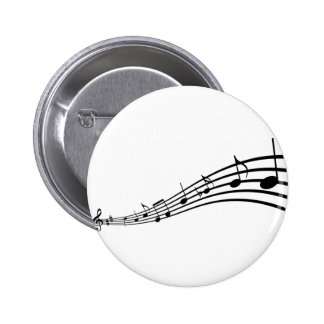 music note pin