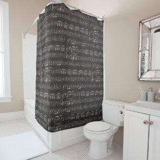 Music Note U0026 Symbol Shower Curtain