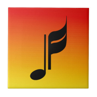Music Note Tiles