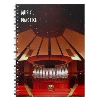 Music notebook